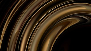 Abstract Black and Gold Background Image