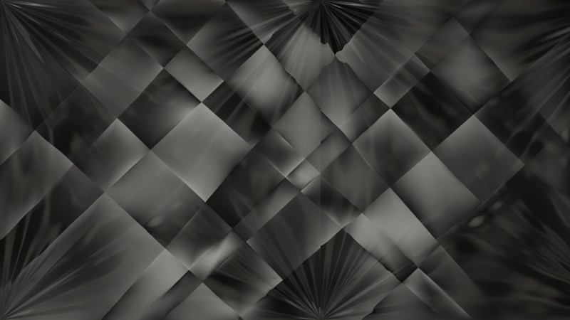 Shiny Black and Grey Abstract Background Image