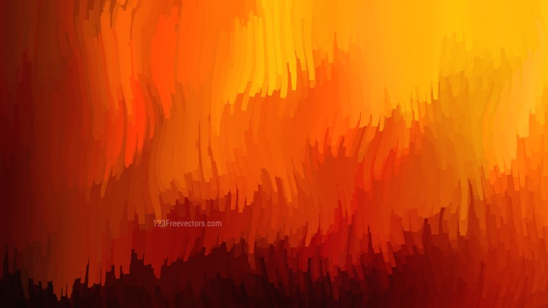 Abstract Black Red and Orange Graphic Background Image