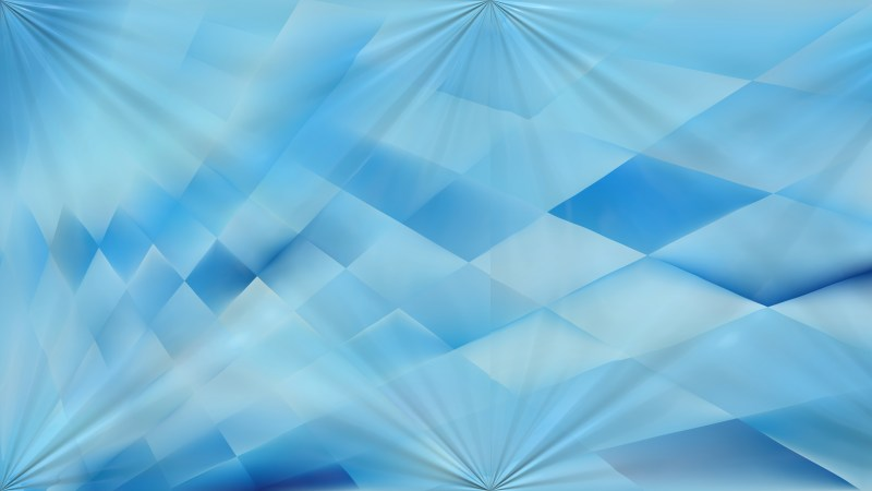 Blue Abstract Shiny Background Design
