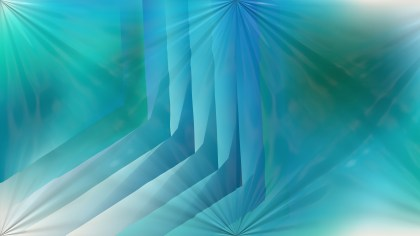 Shiny Blue Abstract Background