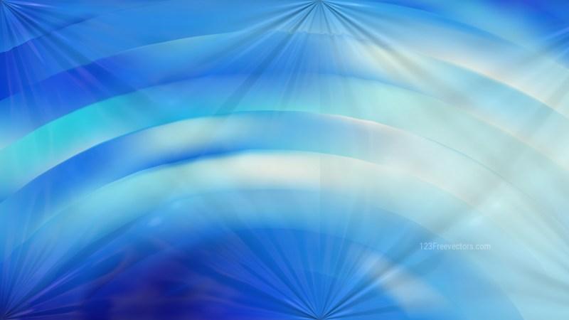 Blue Shiny Background
