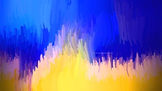 Abstract Blue and Gold Graphic Background Design