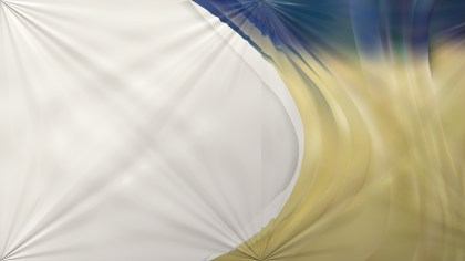 Shiny Blue and Gold Abstract Background
