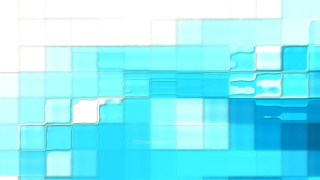Abstract Blue and White Graphic Background Image