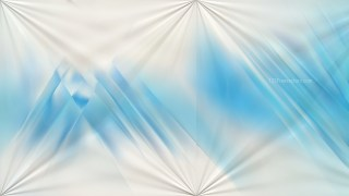 Shiny Blue and White Background Image