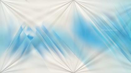 Shiny Blue and White Background Image