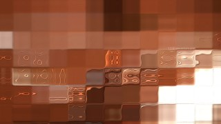 Abstract Brown and White Graphic Background Design