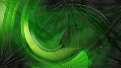 Shiny Cool Green Background Image