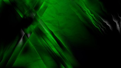 Cool Green Abstract Background Design