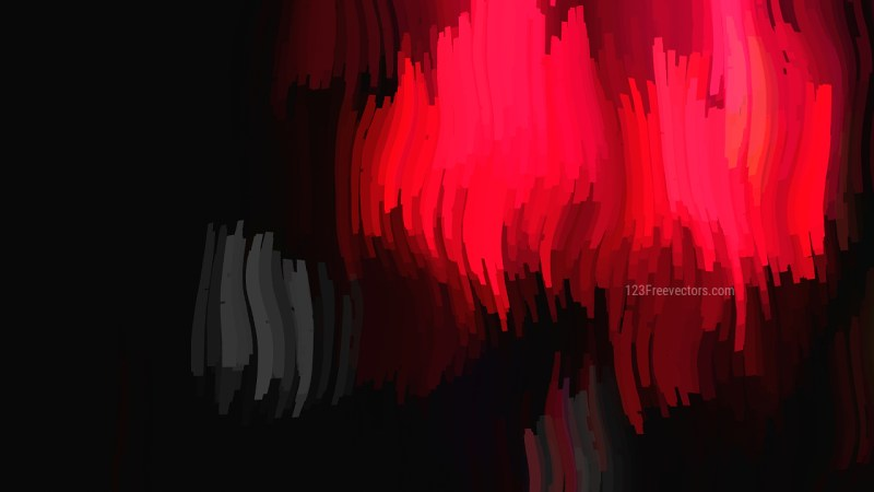 Cool Red Background Design
