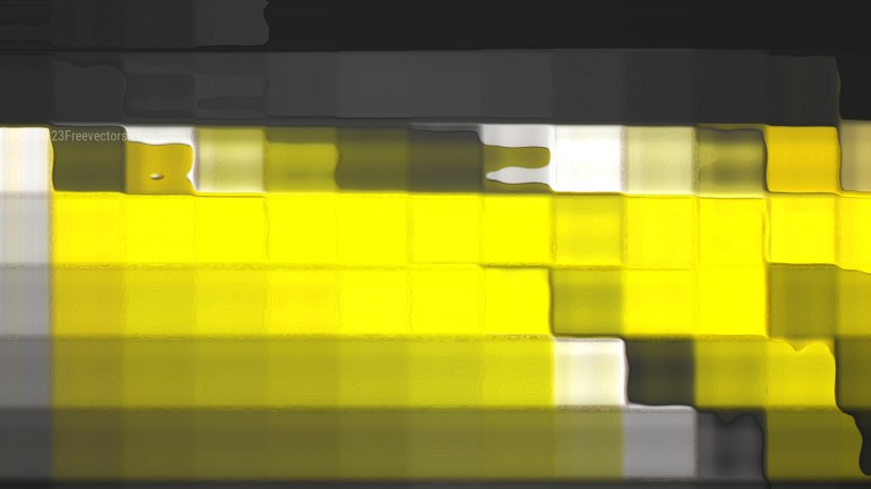 Abstract Cool Yellow Graphic Background Design