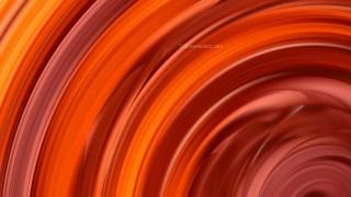 Abstract Dark Orange Background Image