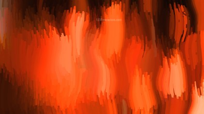 Abstract Dark Orange Background