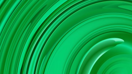 Abstract Emerald Green Graphic Background