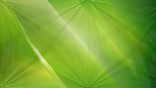 Shiny Green Abstract Background Image