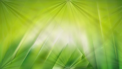 Green Abstract Shiny Background