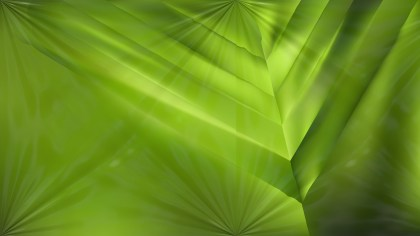 Green Abstract Shiny Background Image