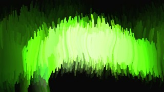 Abstract Green and Black Graphic Background Design