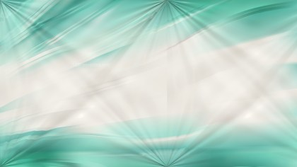 Shiny Green and White Abstract Background Design