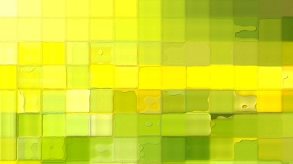 Abstract Green and Yellow Graphic Background Image