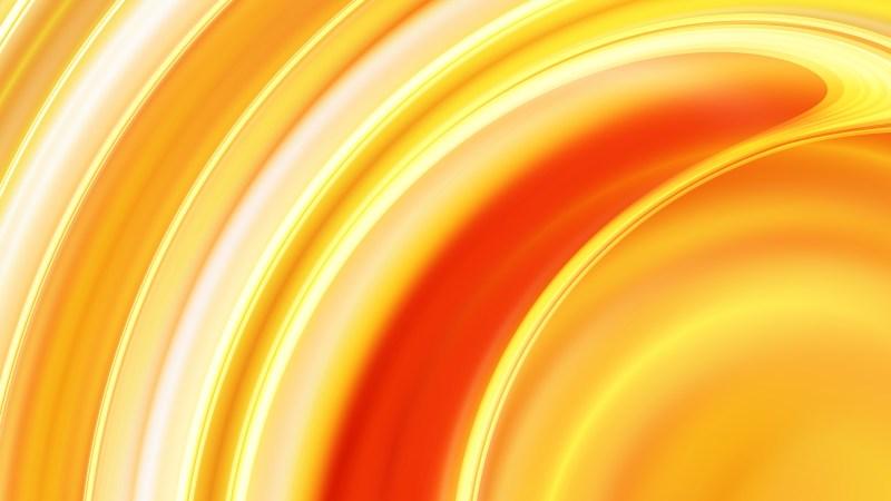 Orange Background Image