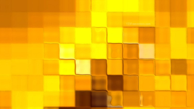 Abstract Orange Graphic Background Design