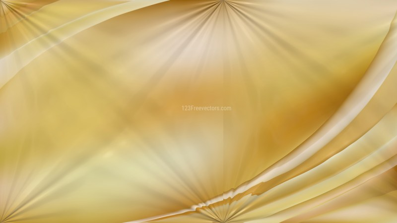 Shiny Orange Abstract Background