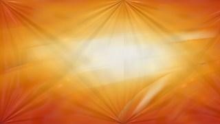 Orange Shiny Background Image