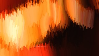 Abstract Orange and Black Graphic Background Image