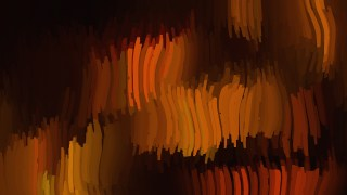 Abstract Orange and Black Graphic Background Design