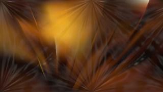 Orange and Black Shiny Background