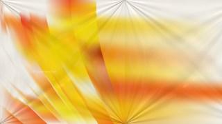 Shiny Orange and White Background Image