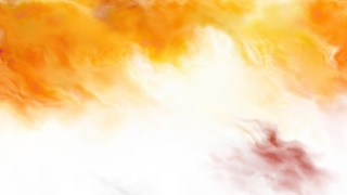 Orange and White Abstract Background Image