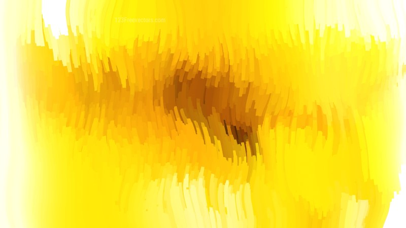 Abstract Orange and Yellow Graphic Background Design