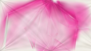 Pink and White Shiny Background