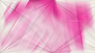 Shiny Pink and White Abstract Background Image