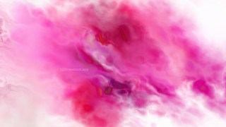 Pink and White Abstract Background Image