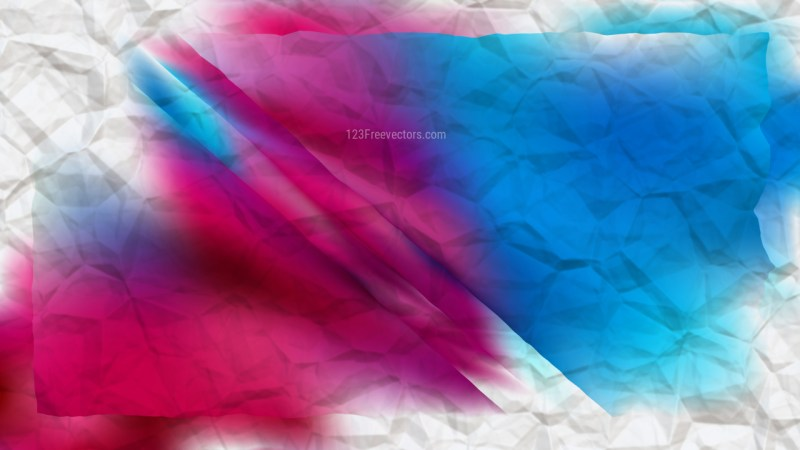Pink Blue and White Background