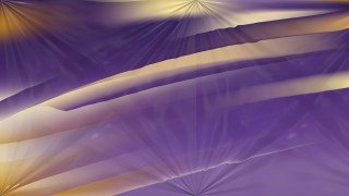 Shiny Purple and Gold Background