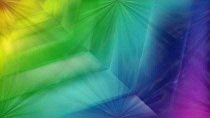 Purple and Green Abstract Shiny Background Image