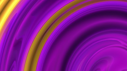 Abstract Purple and Orange Graphic Background