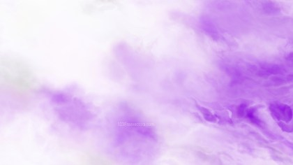 Purple and White Background