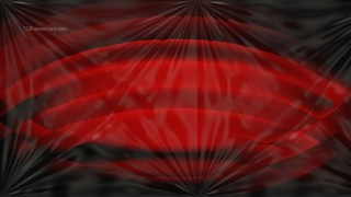 Shiny Red and Black Background