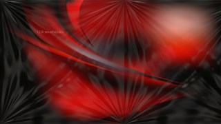 Red and Black Abstract Shiny Background Image