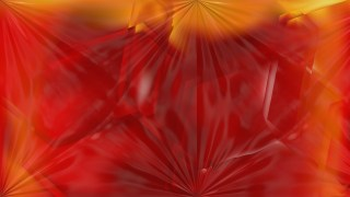 Red and Orange Abstract Shiny Background