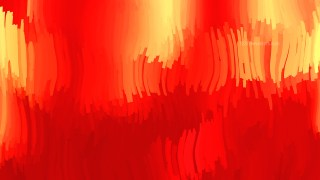 Abstract Red and Yellow Graphic Background