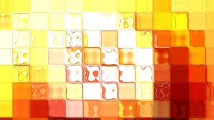 Abstract Red White and Yellow Graphic Background Design