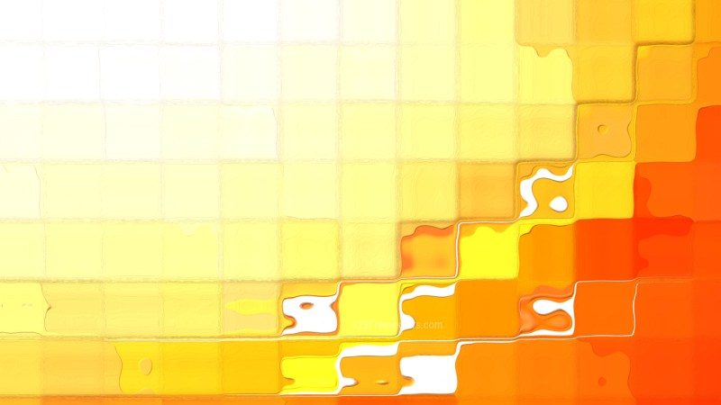 Abstract Red White and Yellow Background
