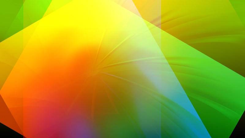 Red Yellow and Green Background Image